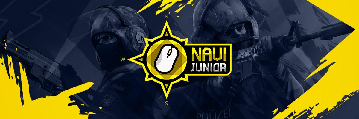 молодежный стак по CS GO Na'Vi Junior